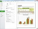 Excel 2010 :: Excel 2010 RTM_Backstage Ansicht Drucken © Microsoft